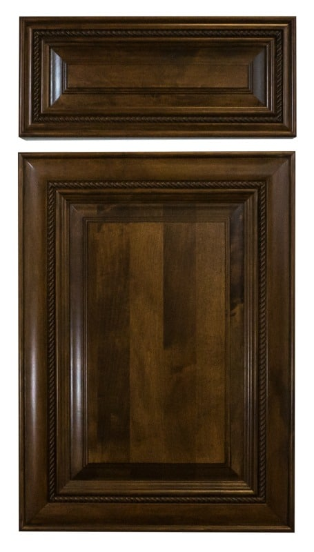 Cabinet Cures Triangle | Cabinet Refinishing | Harvest Stain Sample