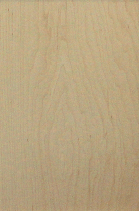 Cabinet Cures Triangle | Cabinet Refinishing | Maple Wood Sample