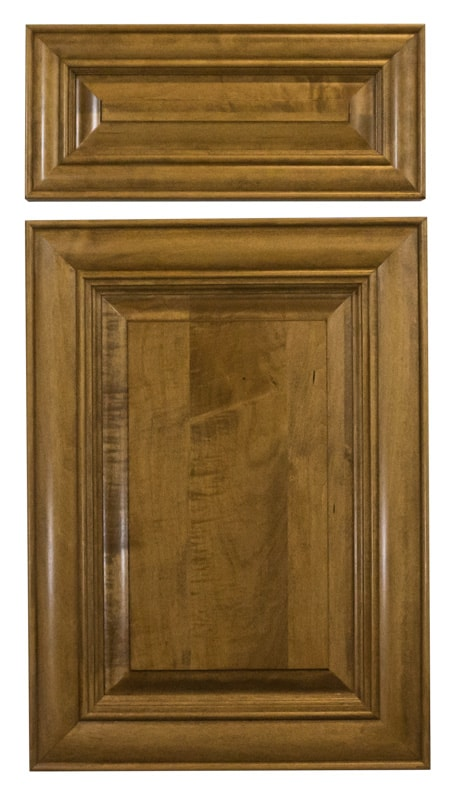 Cabinet Cures Triangle | Cabinet Refinishing | Sunny Maple Stain Sample