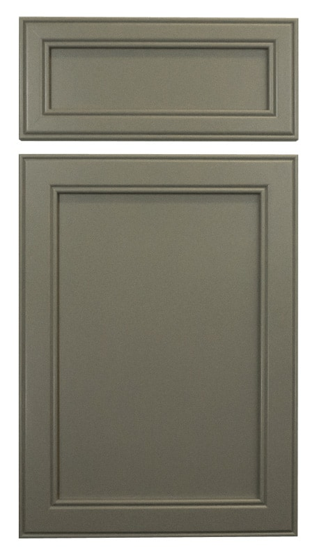 Cabinet Cures Triangle | Cabinet Refinishing | Wild Mushroom Lacquer Sample
