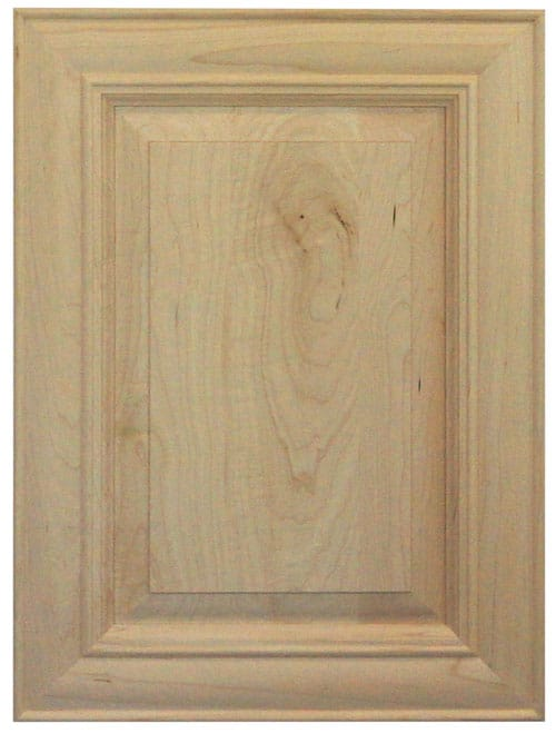 Cabinet Cures Triangle | Cabinet Refinishing | Winchester Door Sample