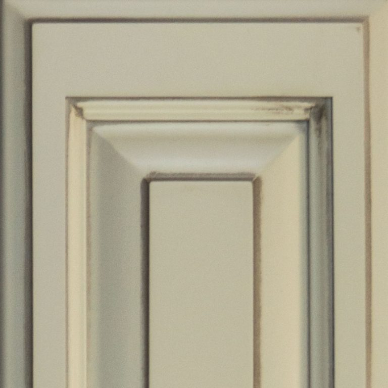 Cabinet Cures Triangle | Cabinet Refinishing | Chocolate Glaze Custom Glaze Sample