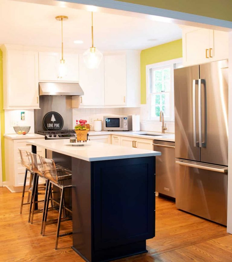 Cabinet Cures Triangle | Cabinet Refinishing | After