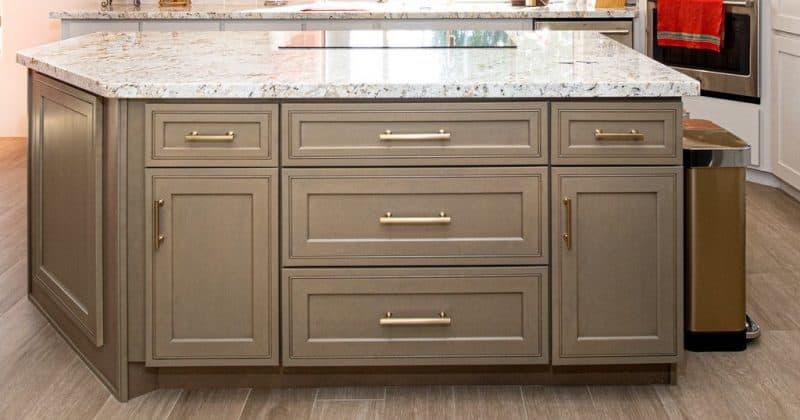 Cabinet drawer installation apex