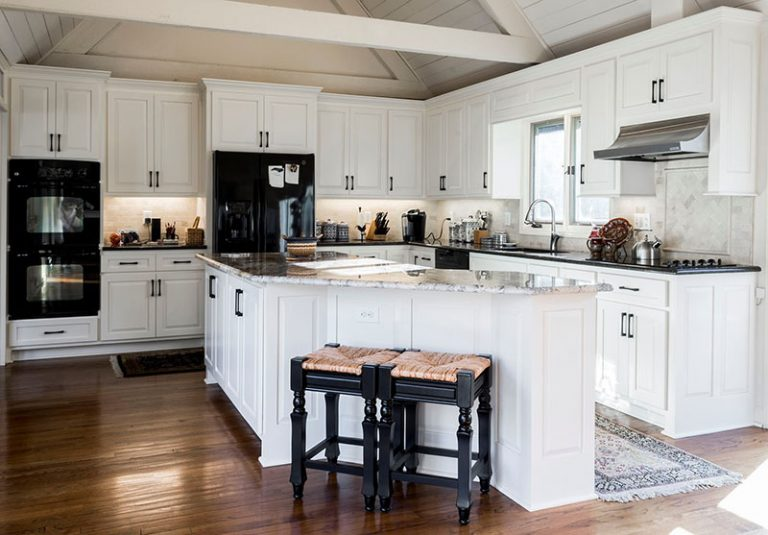 kitchen cabinet refacing services after